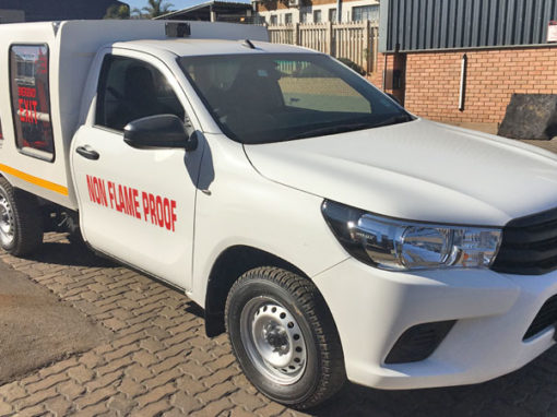 ROPS FOPS Toyota Hilux Conversion