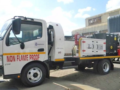 ROPS FOPS Underground Mining Toyota Hino Conversions