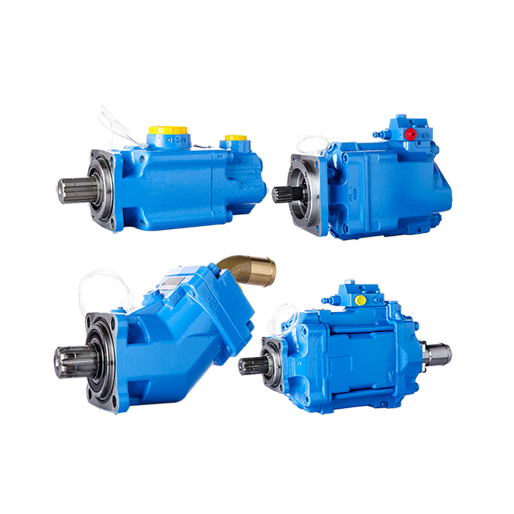 Hydraulic Pumps & PTO's
