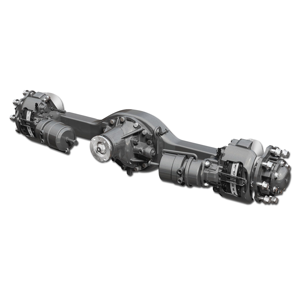 Truck Axles & Suspensions