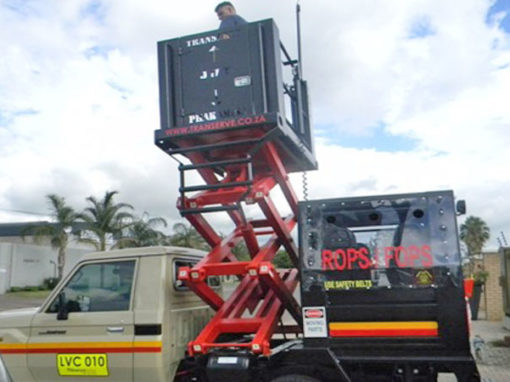 ROPS – Vehicles – Scissor Lifts